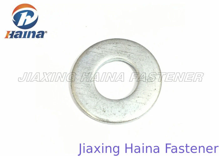 Weather Resistance Plain Washers , Small Metal Washers To Protect Fastener Surface